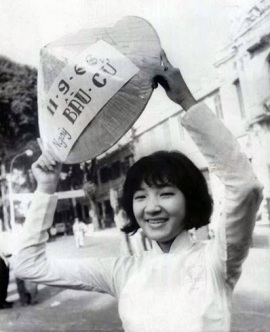 1966 Voting, Elections & Campaigns in Vietnam