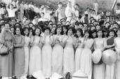Nữ Sinh Áo Hồng Trường Thiên Phước, Tân Định (1)