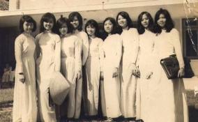 nữ sinh sài gòn 1975