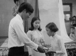 Nữ sinh Trung học trước 1975 10