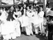 Nữ sinh Trung học trước 1975 15