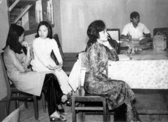 Nữ sinh Trung học trước 1975 8