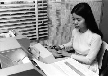 thư ký 1970