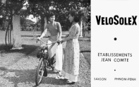 VeloSolex Saigon