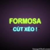 FORMOSA CÚT XÉO4