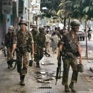 Những chiến sĩ Nhảy Dù vào giờ thứ 25 trên đường phố Sài gòn