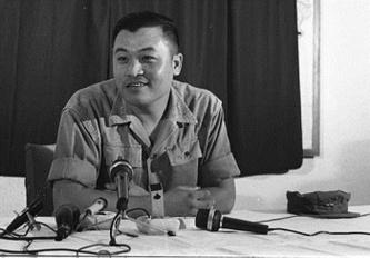 Trung Tướng Nguyễn Ðức Thắng