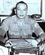 Trung Tướng Nguyễn Viết Thanh