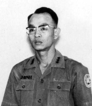 Trung Tướng Phan Trọng Chinh