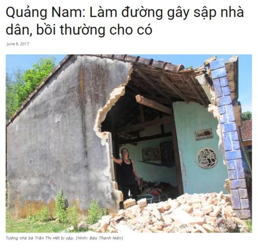 LAM DUONG GAY SAP NHA DAN
