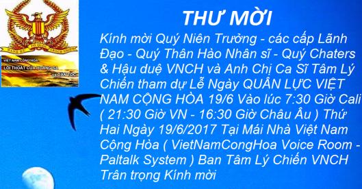 MOI LE QUAN LUC 19 THANG 6