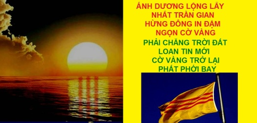 MAT TROI HINH CO VNCH